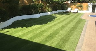 Artificial Grass in Leatherhead, Surrey