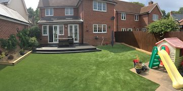 Artificial Grass Leatherhead Surrey